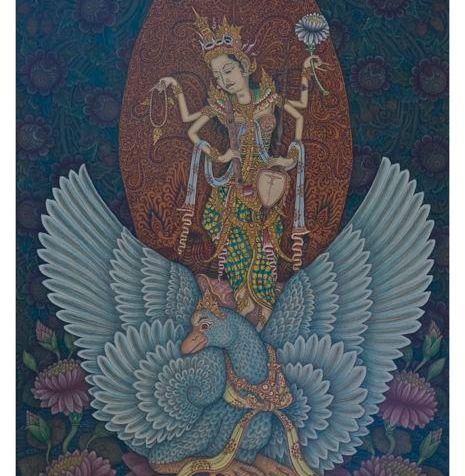 Sanghyang Aji Saraswati, Ketut Madra, Collection of Ketut Madra